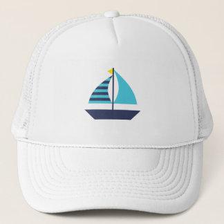 Barco de vela boné