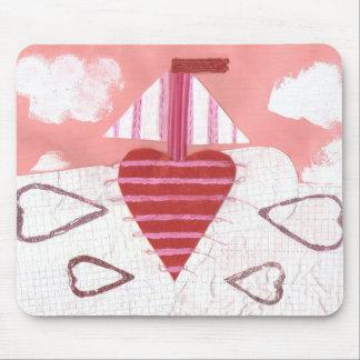 Barco Mousepad de Loveheart