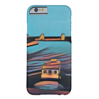 Barco no Lago Michigan Capa Barely There Para iPhone 6