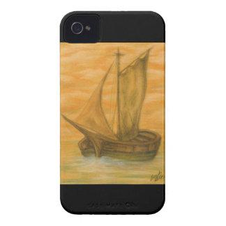Barco velho capa para iPhone