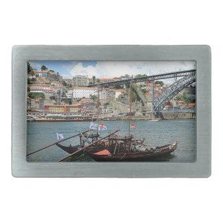 Barcos do tambor de vinho, Porto, Portugal