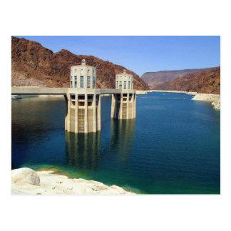 Barragem Hoover, cartão de Las Vegas