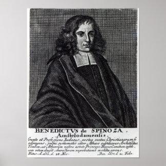 Baruch de Spinoza Posteres