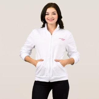 Basculador americano do fecho de correr do roupa jaqueta