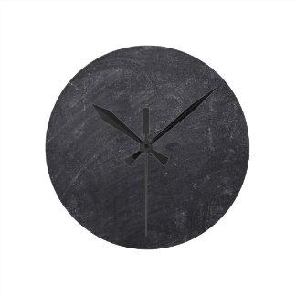 Base customizável do quadro relógio redondo
