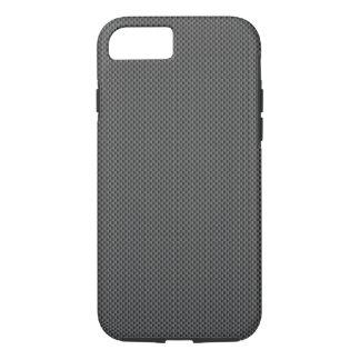 Base da fibra do carbono capa iPhone 7