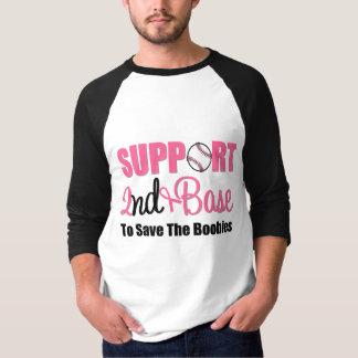 Base do apoio ao cancer de mama ?a tshirt