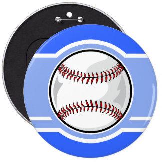 Basebol Azul Botons