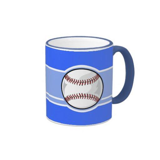 Basebol; Azul Canecas