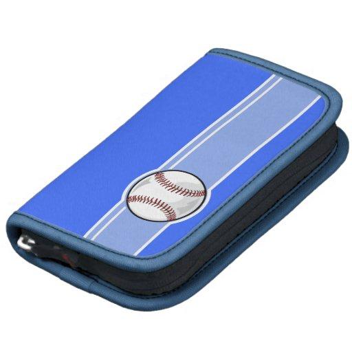 Basebol; Azul Organizador