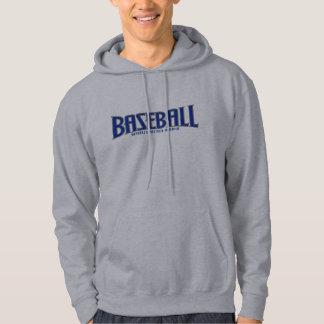 Basebol Moletom Com Capuz
