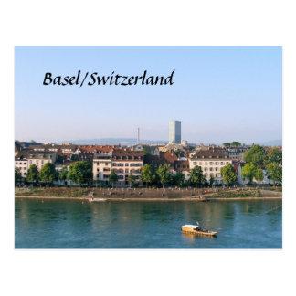 Basileia/suiça - cartão