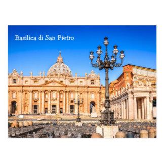 Basílica San Pietro do cartão