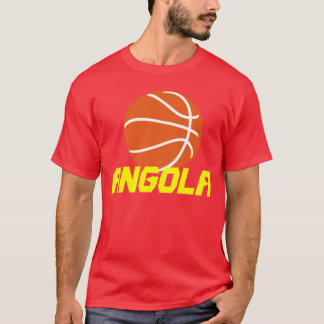 Basquetebol de Angola T-shirts