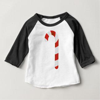 Bastão de doces #2 camiseta para bebê