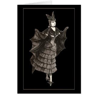 Bastão do Victorian - cartão #2 (personalize)