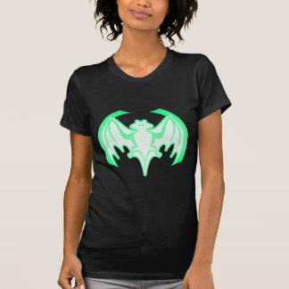 Bat Green Inv The MUSEUM Zazzle Gifts T Shirt