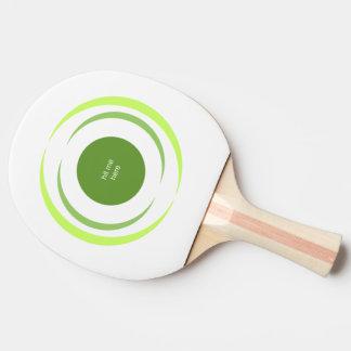 Bata um sibilo raquete para pingpong