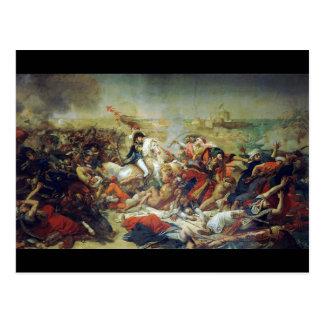 Batalha Abukir do 25 de julho de 1799 por Cartão Postal