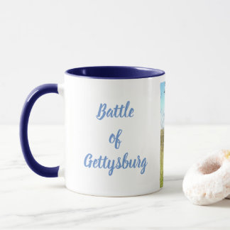 Batalha da caneca de duas cores de Gettysburg