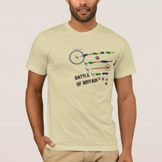 Batalha de Grâ Bretanha Camiseta