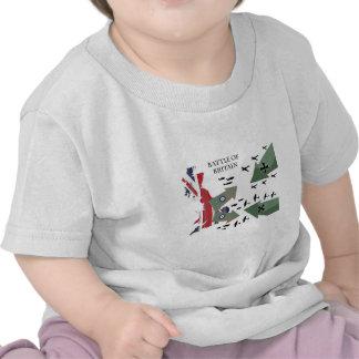 Batalha de Grâ Bretanha Camisetas