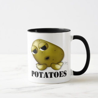 Batatas Caneca