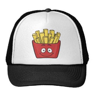 Batatas fritas de Emoji Boné