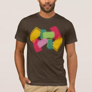 bate-papo funky camiseta