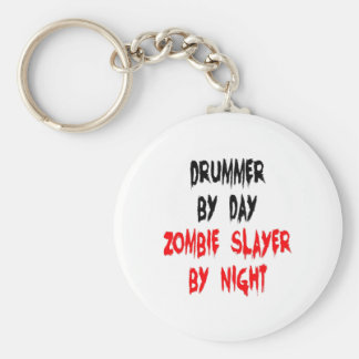 Baterista do assassino do zombi chaveiro