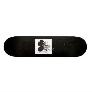 Baterista Shape De Skate 20,6cm