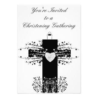 Batismo & convite da cruz