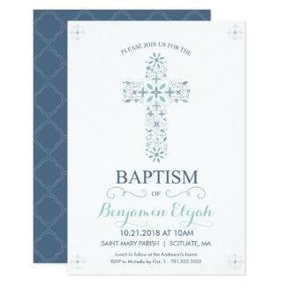 Batismo, convite do baptismo - o bebé convida