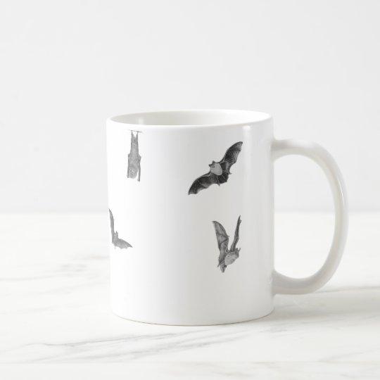 Bats Caneca De Café