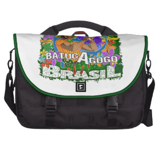 Batuc Agogo - Batucada Samba La BBaC Maletas Para Notebooks
