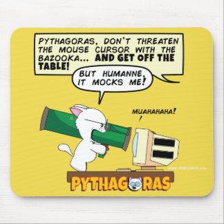 Bazooka Mousepad de Pythagoras