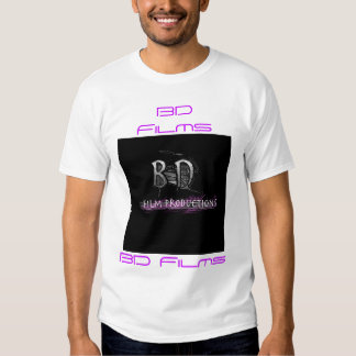 BDprod, filmes do BD, filmes do BD Tshirt