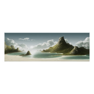 Beach… Pôster