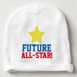 Beanie All-star futuro do bebê Gorro Para Bebê