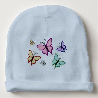 Beanie da borboleta gorro para bebê