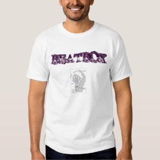 beatbox o formulário puro da expressão tshirts