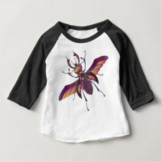 beatle camiseta para bebê