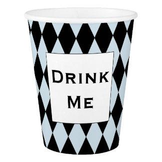 Beba-me personalizam o copo da cor