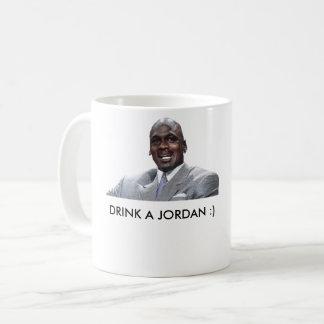 Beba um Jordão Caneca De Café