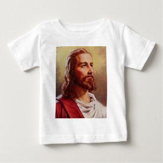 Bebê 12-1 Jesus 3 Camiseta