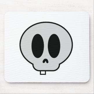 Bebé assustador mouse pad