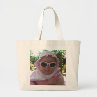 Bebé bonito bolsa para compras