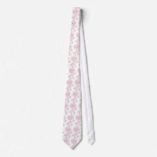 Bebê bonito de ondulação gravata