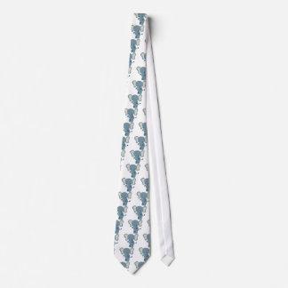 Bebê bonito eleplant gravata