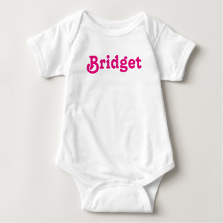 Bebê Bridget da roupa Body Para Bebê